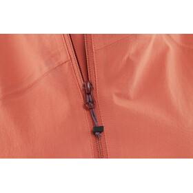 Klättermusen W's Vanadis Jacket Stone Red